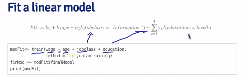 Notes of Practical Machine Learning (Coursera PML) - Data